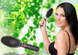 TP. HCM - Tân Bình: Giảm giá 57% - Lược massage điện tử