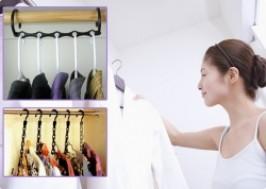 TP. HCM - Tân Bình: Giảm giá 31% - Bộ móc treo quần áo gồm 8 móc