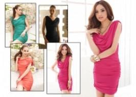 TP. HCM - Tân Bình: Giảm giá 41% - Váy cổ đổ thời trang