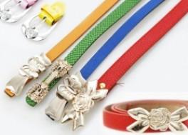 TP. HCM - Quận 6: Giảm giá 42% - Combo 2 dây nịt giả da thời trang khóa inox
