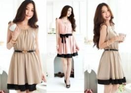 TP. HCM - Tân Bình: Giảm giá 47% - Đầm xòe tay hến