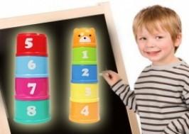 Hà Nội - Hai Bà Trưng: Giảm giá 43% - Bộ cốc gấu luyện trí thông mình cho bé