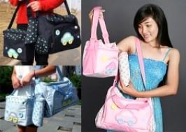 Hà Nội - Từ Liêm: Giảm giá 37% - Bộ 3 túi cao cấp cho mẹ và bé