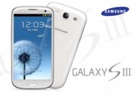 Hà Nội - Cầu Giấy: Giảm giá 90% - Voucher điện thoại Galaxy SIII Đài Loan