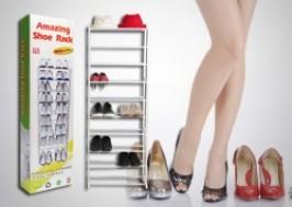 Hà Nội - Hai Bà Trưng: Giảm giá 52% - Kệ giày 10 tầng Amazing Shoes Rack