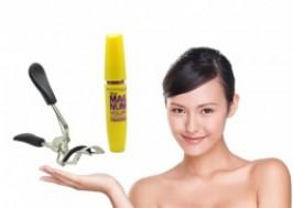 Hà Nội - Cầu Giấy: Giảm giá 46% - Combo 1 kẹp mi và 1 mascara cao cấp