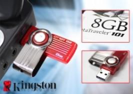 Hà Nội - Cầu Giấy: Giảm giá 53% - USB Kingston 8GB Công Nghệ_T11