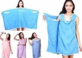 TP. HCM - Tân Bình: Giảm giá 50% - Khăn tắm đa năng và tiện dụng