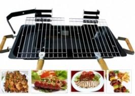 TP. HCM - Tân Bình: Giảm giá 44% - Bếp than nướng All Steel Hibachi