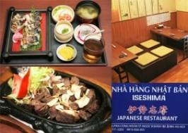 Hà Nội - Cầu Giấy: Giảm giá 48% - Set ăn Nhật Bản cho 1 người