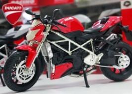 Hà Nội - Hai Bà Trưng: Giảm giá 50% - Xe máy mô hình Ducati StreetFighter