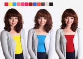 Hà Nội - Hai Bà Trưng: Giảm giá 47% - Combo 3 áo quây dáng dài thời trang