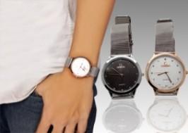 Hà Nội - Hai Bà Trưng: Giảm giá 45% - Đồng hồ nam dây thép cá tính
