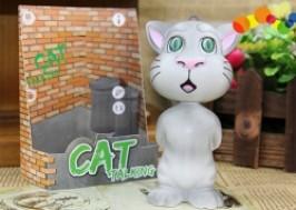 Hà Nội - Cầu Giấy: Giảm giá 61% - Mèo máy Talking Cat biết nói