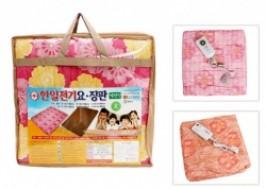 Hà Nội - Hoàng Mai: Giảm giá 43% - Chăn điện bằng vải hiệu NANIL Hàn Quốc