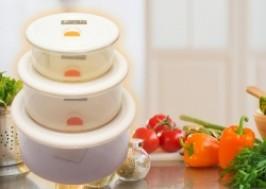 Hà Nội - Hai Bà Trưng: Giảm giá 38% - Bộ 3 hộp nhựa bảo quản thực phẩm