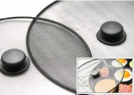 TP. HCM - Tân Bình: Giảm giá 45% - Combo 2 nắp vung lưới nhựa chống văng