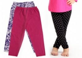 Hà Nội - Cầu Giấy: Giảm giá 40% - Combo 2 quần legging cho bé
