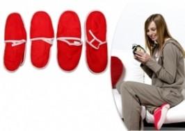 Hà Nội - Hai Bà Trưng: Giảm giá 36% - Combo 4 đôi dép đi trong nhà