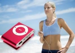 Hà Nội - Hai Bà Trưng: Giảm giá 52% - Máy nghe nhạc MP3 + thẻ nhớ 4Gb
