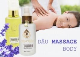 Hà Nội - Hai Bà Trưng: Giảm giá 43% - Dầu massage body Oải Hương