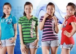 TP. HCM - Tân Bình: Giảm giá 40% - Áo thun nữ ngắn tay Aeropostale USA