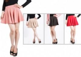Hà Nội - Hoàng Mai: Giảm giá 38% - Chân váy dạ xòe cho bạn gái
