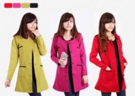 Hà Nội - Hai Bà Trưng: Giảm giá 42% - Áo khoác dạ thời trang