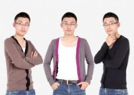 Hà Nội - Hai Bà Trưng: Giảm giá 50% - Áo cardigan nam dệt kim