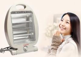 Hà Nội - Cầu Giấy: Giảm giá 38% - Quạt sưởi LEKHOE điều chỉnh nhiệt độ