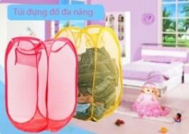 Hà Nội - Hai Bà Trưng: Giảm giá 44% - Combo 2 túi lưới đựng đồ đa năng