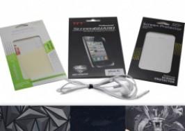 Hà Nội - Cầu Giấy: Giảm giá 34% - Combo tai nghe iphone 4 và miếng dán 3D