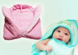 Hà Nội - Hai Bà Trưng: Giảm giá 32% - Chăn ủ, túi ngủ bằng bông ấm áp cho bé