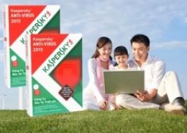 Cuc Re - Ha Noi - Hai Ba Trung: Giam gia 43% - Kaspersky antivirus 2013