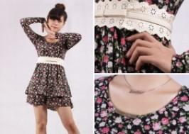 Hà Nội - Hai Bà Trưng: Giảm giá 53% - Váy nỉ co giãn thời trang