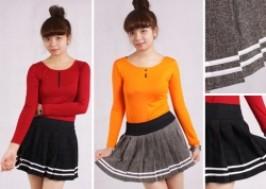 Hà Nội - Hai Bà Trưng: Giảm giá 66% - Chân váy dạ mùa thu