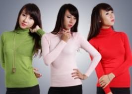 Hà Nội - Hai Bà Trưng: Giảm giá 53% - Áo len cổ lọ