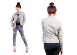 Hà Nội - Hai Bà Trưng: Giảm giá 59% - áo khoác kaki Fashion Bug