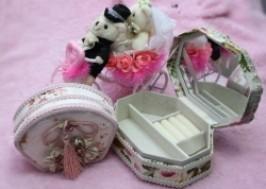 TP. HCM - Tân Bình: Giảm giá 60% - Hộp đựng trang sức siêu dễ thương