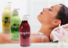 Hà Nội - Hai Bà Trưng: Giảm giá 51% - Sữa tắm Maplus Hàn Quốc 500ml