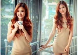 TP. HCM - Tân Bình: Giảm giá 49% - Đầm ôm Cut Out bệt vai nữ tính