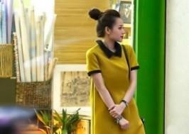 TP. HCM - Tân Bình: Giảm giá 28% - Đầm form rộng Tâm Tít