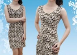 TP. HCM - Tân Bình: Giảm giá 40% - Đầm suông body thời trang