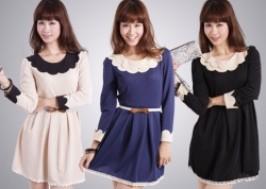 Hà Nội - Hai Bà Trưng: Giảm giá 51% - Váy cổ sen cách điệu thời trang