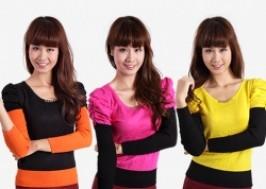 Hà Nội - Hoàng Mai: Giảm giá 42% - Áo len vai bồng