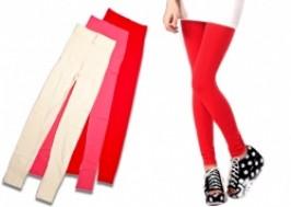 Hà Nội - Cầu Giấy: Giảm giá 81% - Quần legging màu sắc