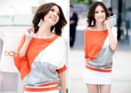 TP. HCM - Tân Bình: Giảm giá 50% - Áo thun cánh dơi Mix Color