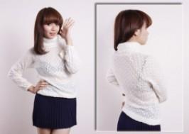 Hà Nội - Cầu Giấy: Giảm giá 49% - Áo len móc điệu xinh cho bạn gái