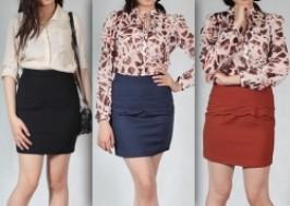 Hà Nội - Hai Bà Trưng: Giảm giá 63% - Chân váy thời trang công sở