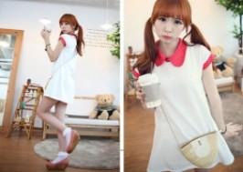 TP. HCM - Tân Bình: Giảm giá 25% - Váy suông babe siêu dễ thương